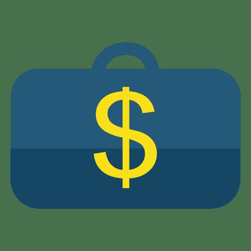 Maleta de dinheiro Transparent PNG