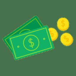 Ícone do dinheiro