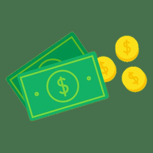 Icono de dinero Transparent PNG