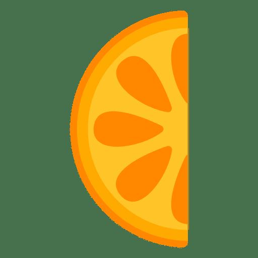 Orange lemon food