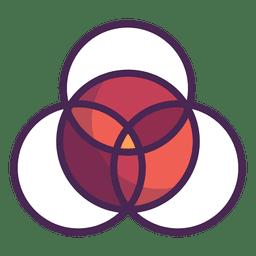 Logotipo da vida da semente