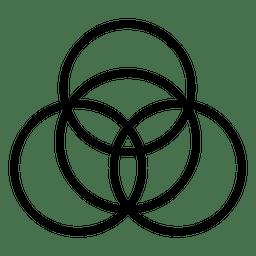 Curso de logotipo de vida de semente