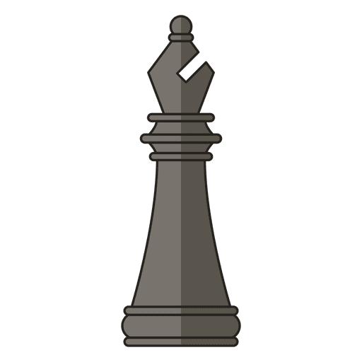 Bishop chess figure Transparent PNG
