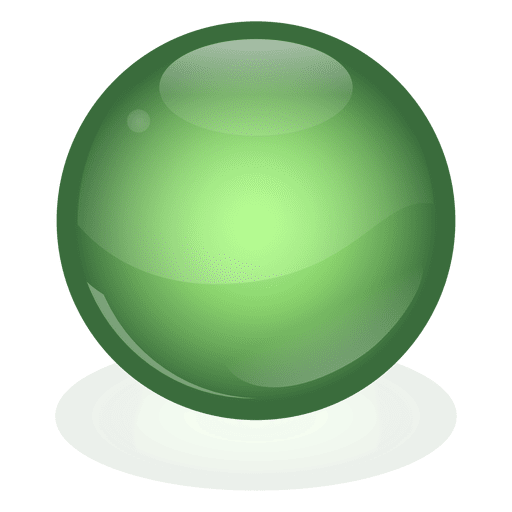 Green Marble Ball : Green marble ball transparent png svg vector