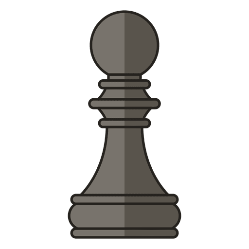 Pawn chess figure Transparent PNG