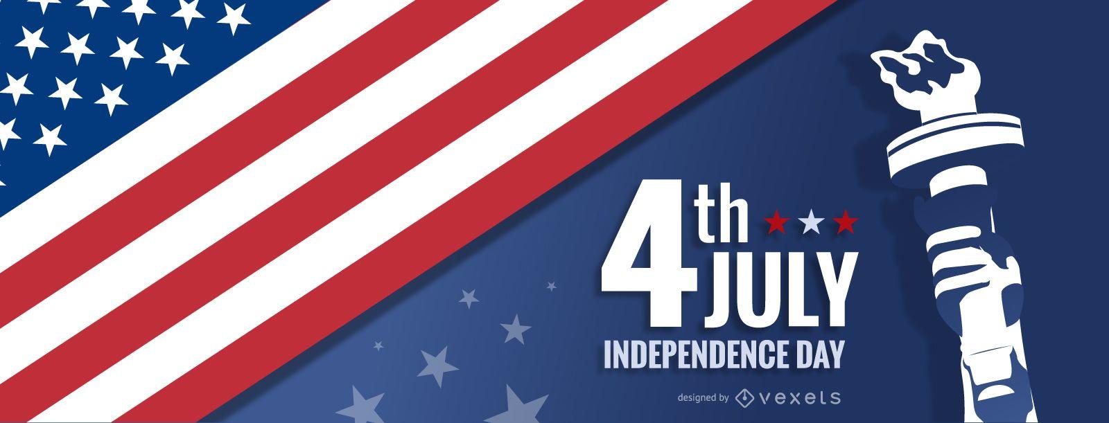 Independence Day header