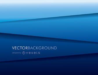 Fondo azul con gradientes