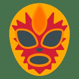 Lutadores luchadores do México