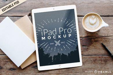 iPad Pro PSD-Modell