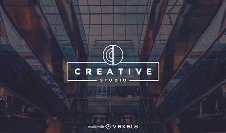 Creador de logo abstracto