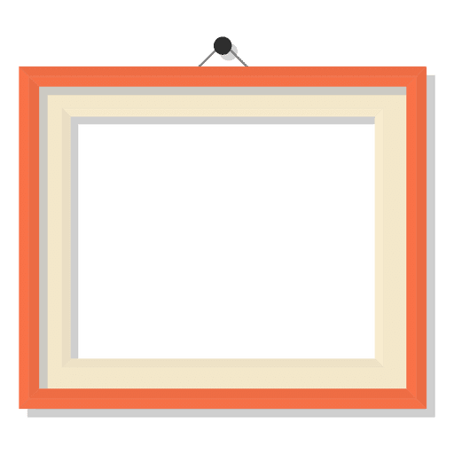Marco de imagen del paisaje Transparent PNG