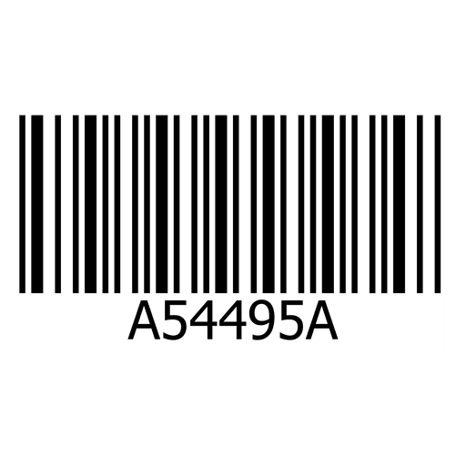 Bar code design Transparent PNG