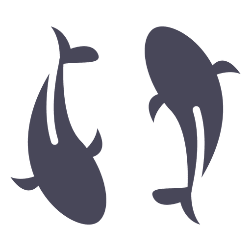 Icono de carpa koi Transparent PNG