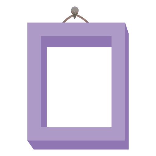 Cartoon photo frame - Transparent PNG & SVG vector