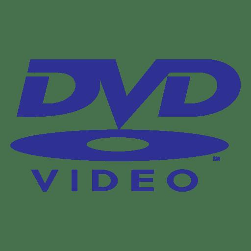 dvd logo blue transparent png svg vector. Black Bedroom Furniture Sets. Home Design Ideas