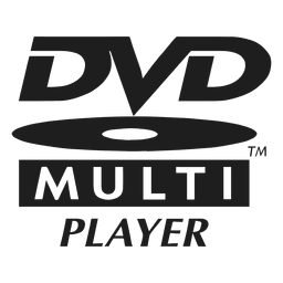 Dvd multi player logo