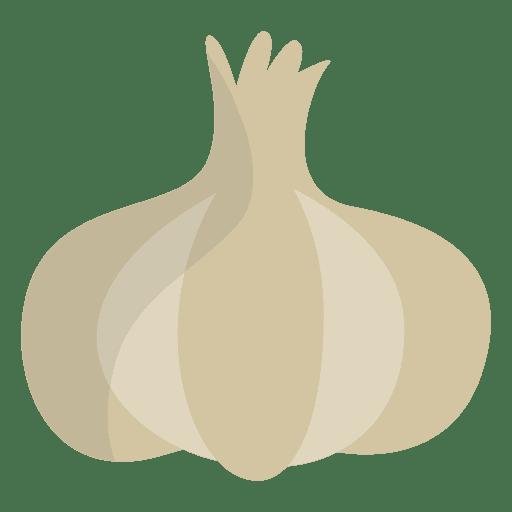 Ilustración del icono de ajo