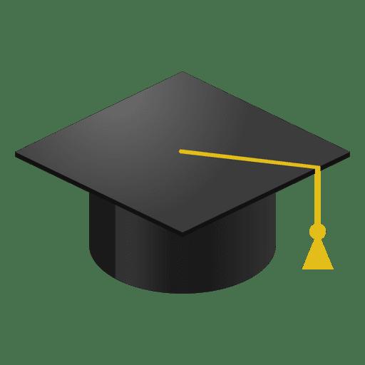 Graduation cap cartoon