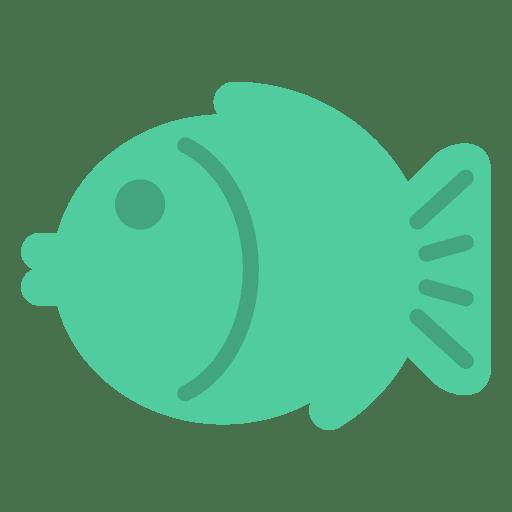 Icono de pescado de Japón Transparent PNG