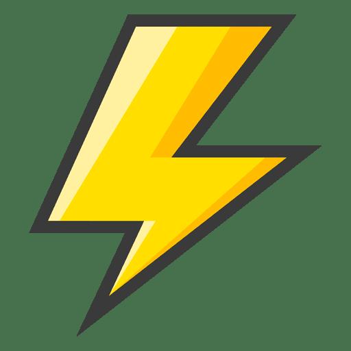 Lightning bolt small