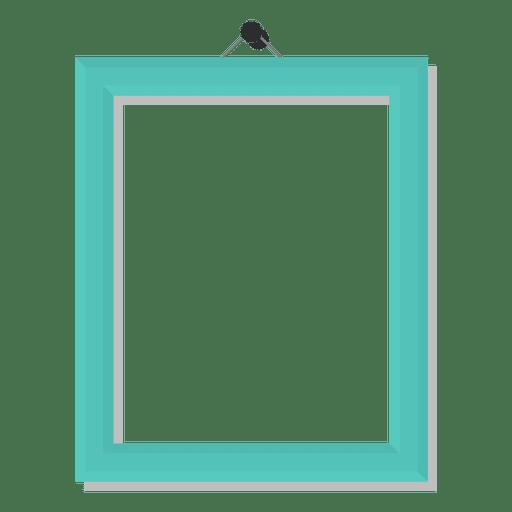 Cuadro de dibujos animados Transparent PNG