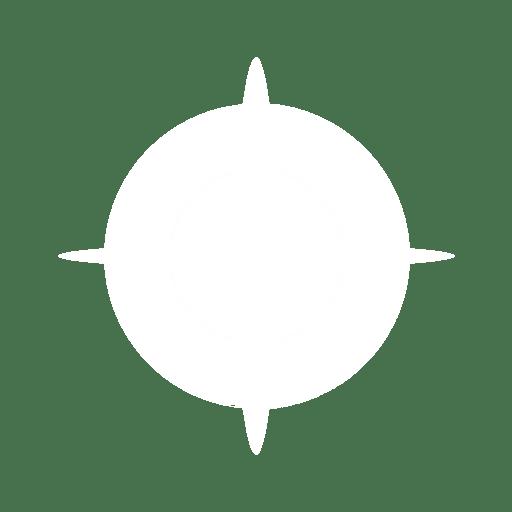 Destello de lente estrella Transparent PNG