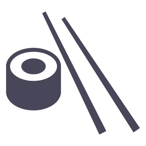 Íconos de sushi Transparent PNG