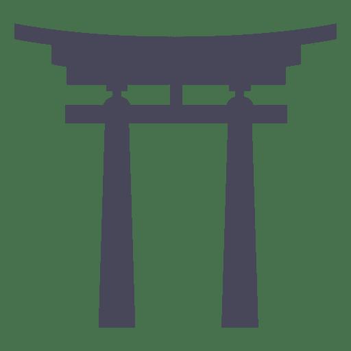 Torii Gate Japan Gebäude Transparent PNG