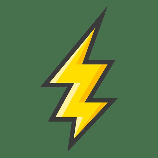 Perno amarillo Transparent PNG