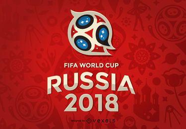 Emblema de Rusia 2018