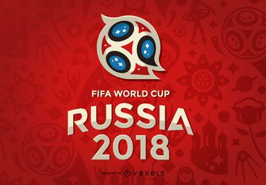 Rusia 2018 emblema