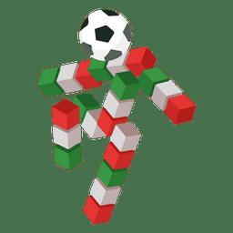 Ciao Italy 90 fifa mascota