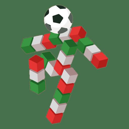 Ciao Italy 90 fifa mascota Transparent PNG