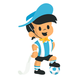 Gauchito fifa argentina 1978 mascota
