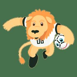 Goleo pille alemanha fifa 2006 mascote