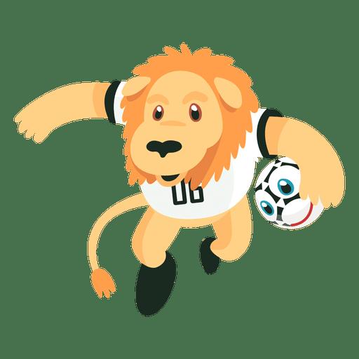 Goleo pille alemania 2006 fifa mascota