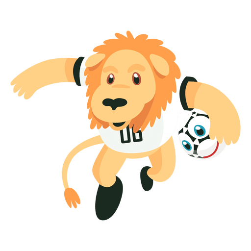 Goleo pille germany 2006 fifa mascot Transparent PNG