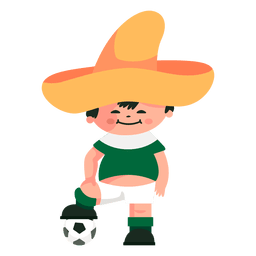 Juanito mexico 1970 fifa mascot