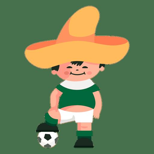 Juanito mexico 1970 fifa mascot Transparent PNG