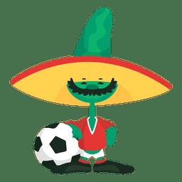 Pique Fifa Maskottchen Mexiko 1986