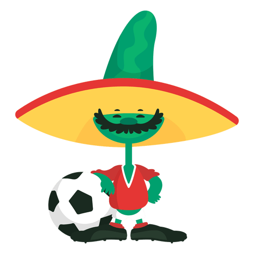 Pique fifa mascot mexico 1986 Transparent PNG
