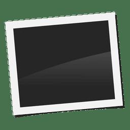 Marco de foto Polaroid