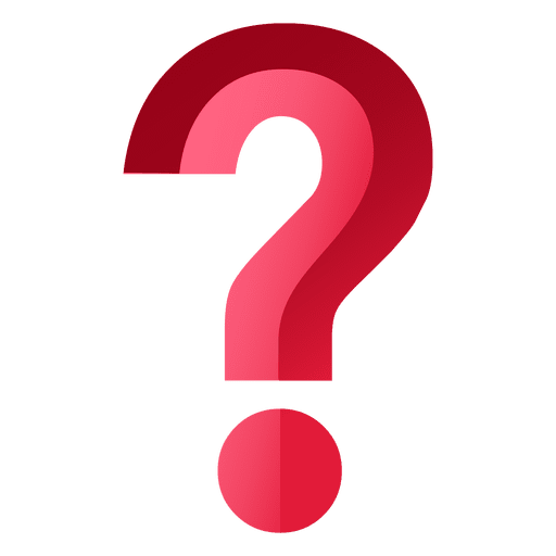 Fragezeichen Transparent Png