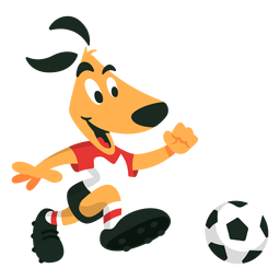 Striker fifa usa 94 mascota