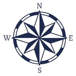Localización navica náutica de la vendimia
