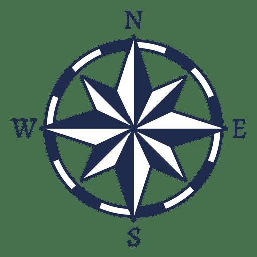 Ubicación náutica norte flecha vintage Transparent PNG