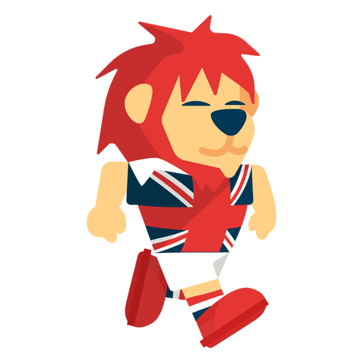 Willie fifa mascot Transparent PNG