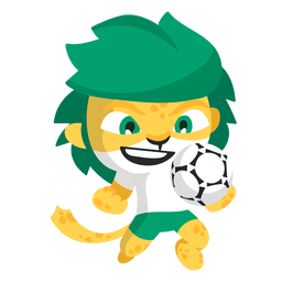 Zakumi south africa 2010 fifa mascot