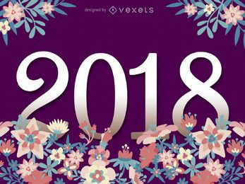 2018 signo floral