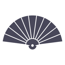 Folding Hand Fan Illustration Transparent Png Svg Vector File